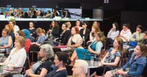 Talk des Frauennetzwerk Medien im ORF: Besucherinnen